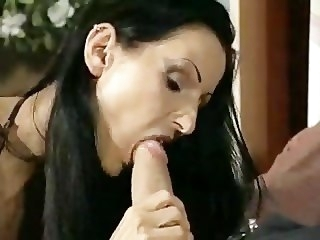Offbeat Sex With respect to Latex Underclothes milf brunette