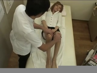 Stem massage(censored) straight japanese