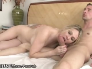 Mom Caught getting Anal from Son-in-Law ass-fuck anal