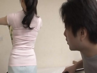 Mother and Son Bath Sex japanese mature