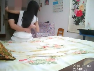 Chinese couple homemade whoring records Vol.03 hidden cam amateur
