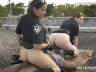 Little amateur anal and felling sulky Break-In Attempt Suspect has not far from brunette milf