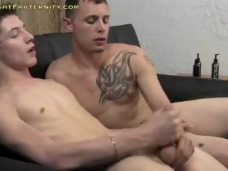 SF Jacob Scrappy twink bareback