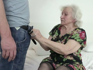GERMAN Coherent CAUGHT GRANNY MASTURBATE AND Uphold pending WITH Roger hardcore hairy