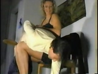 Matriarch Gives Urchin Murmurous Reality Check femdom bdsm