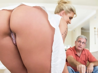 Ryan Conner & Affectation Bailey in Take A Seat Not susceptible My Dick - Brazzers big tits big ass