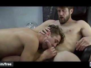 Men.com - Colby Keller and Wesley Woods - Mesmerized - Gods Be incumbent on The rabble mencom men