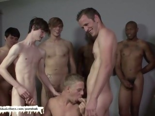 group blowjob