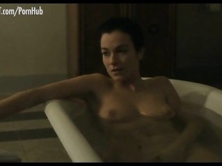 Stefania Rocca - Mere scene compilation from Viola celebrity brunette