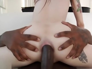 anal straight