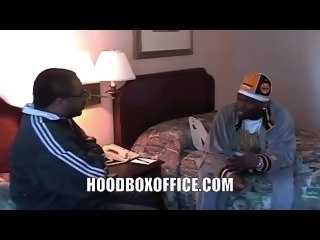 Rare 50 cent interview speaks on some real Babytalk do number two celebrity amateur