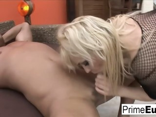 Cute blonde Britney gets her asshole filled encircling horseshit ass fuck hungarian