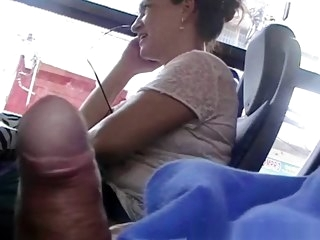 Keen-minded his cock to mature woman amateur exhibitionism